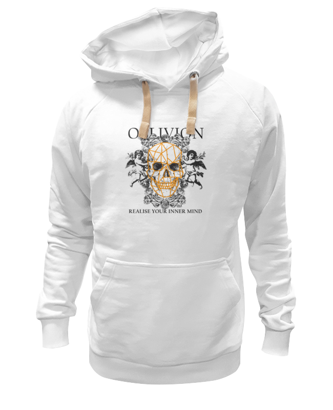 Толстовка Wearcraft Premium унисекс Printio Oblivion alms for oblivion vol i