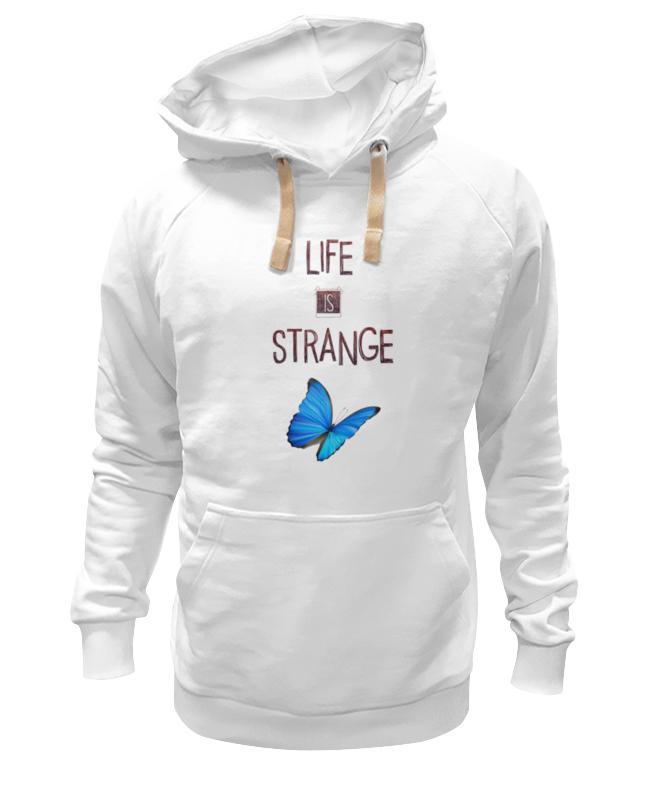 Толстовка Wearcraft Premium унисекс Printio Life is strange футболка wearcraft premium printio life is strange
