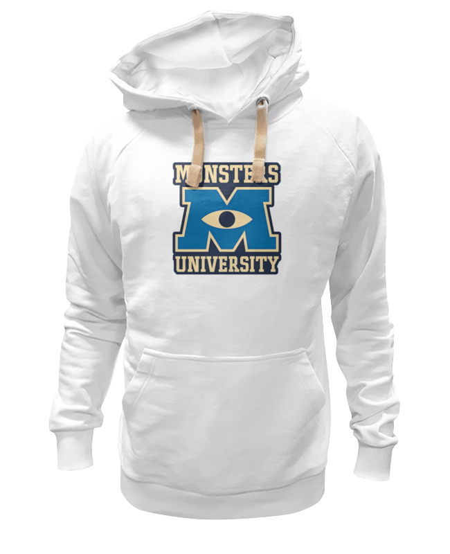 Толстовка Wearcraft Premium унисекс Printio Monsters university толстовка wearcraft premium унисекс printio bsmu bashkir state medical university