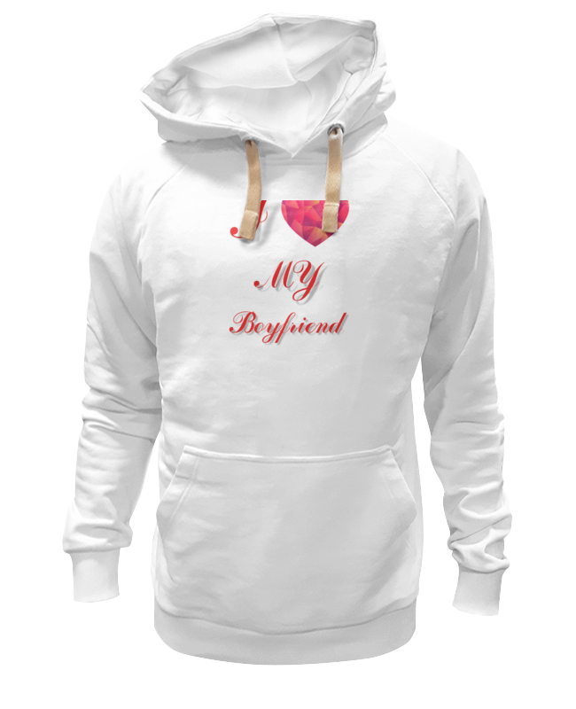 Printio I love my boyfriend футболка wearcraft premium slim fit printio i love my boyfriend