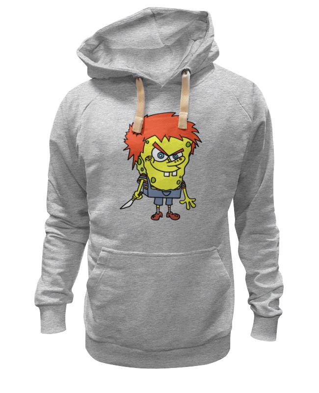 Толстовка Wearcraft Premium унисекс Printio Chucky killer футболка классическая printio chucky killer