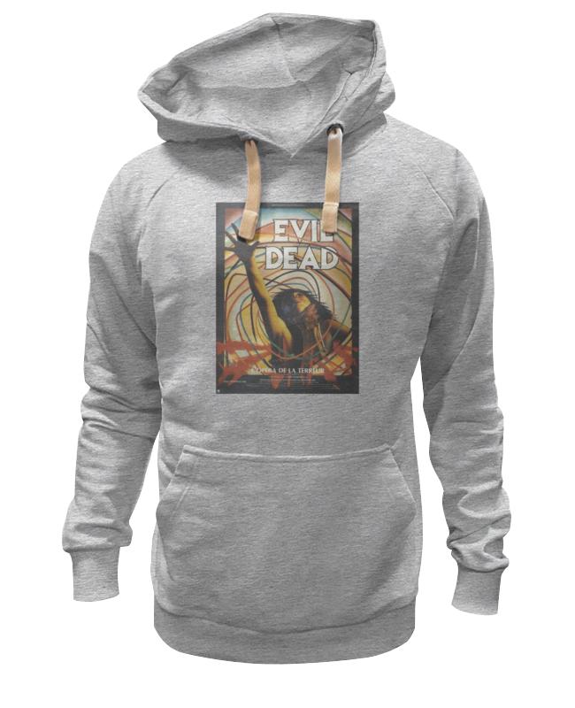 Толстовка Wearcraft Premium унисекс Printio Evil dead / зловещие мертвецы свитшот унисекс с полной запечаткой printio зловещие мертвецы evil dead