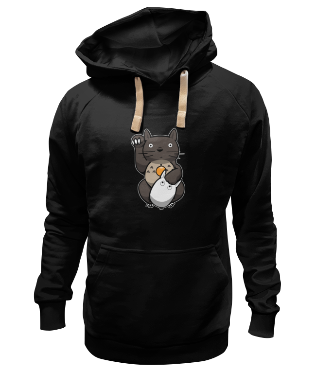 Толстовка Wearcraft Premium унисекс Printio Мой сосед тоторо ( my neighbor totoro ) толстовка wearcraft premium унисекс printio мой год