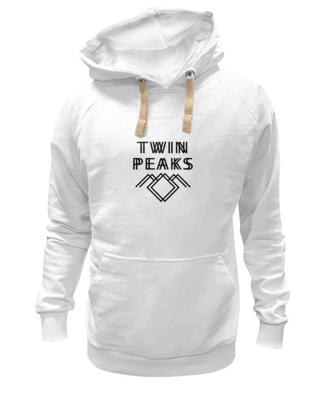 Толстовка Wearcraft Premium унисекс Printio Твин пикс (twin peaks) peaks run 105