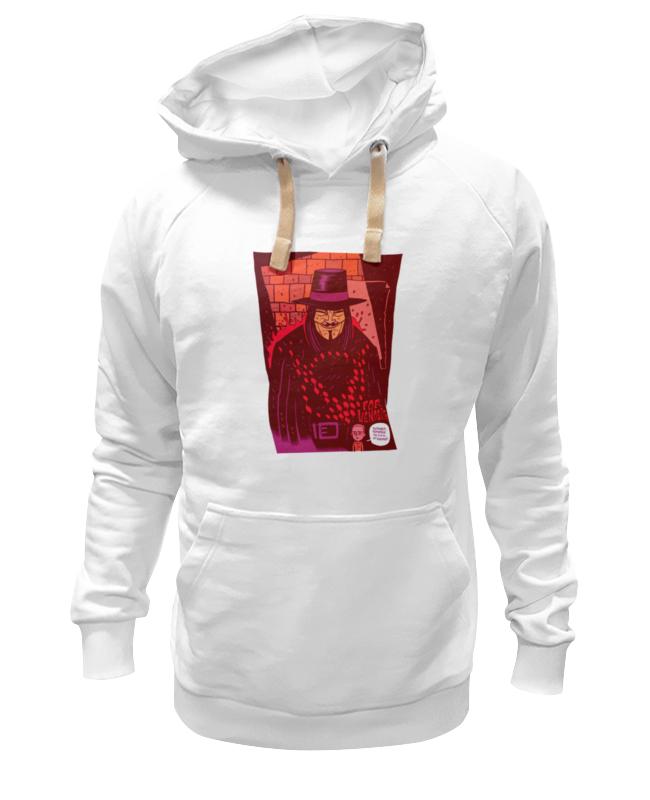 Толстовка Wearcraft Premium унисекс Printio Вендета футболка wearcraft premium printio вендета