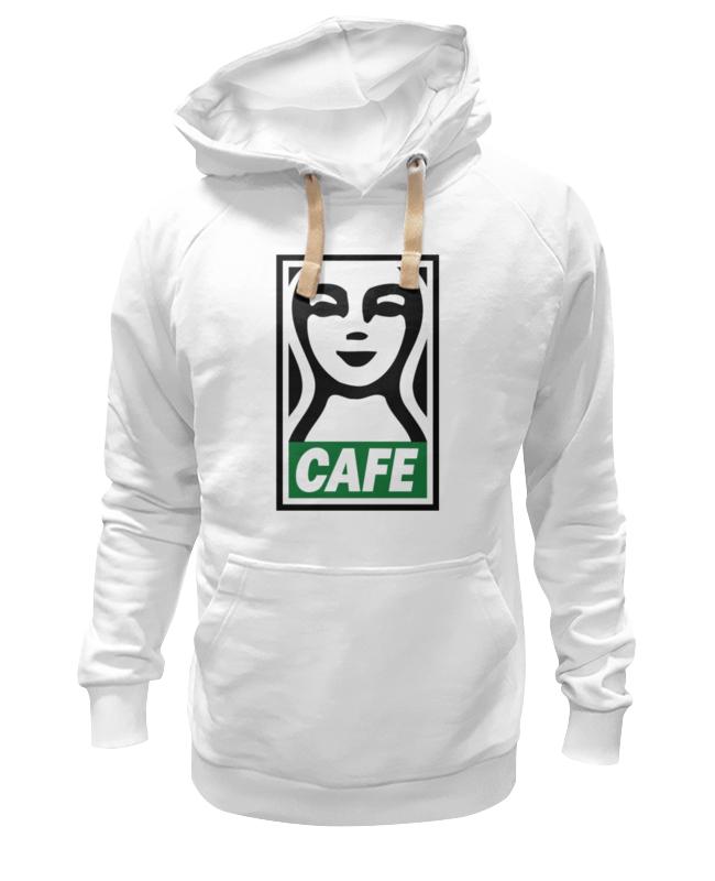Толстовка Wearcraft Premium унисекс Printio Starbucks (obey) толстовка wearcraft premium унисекс printio kirill obey
