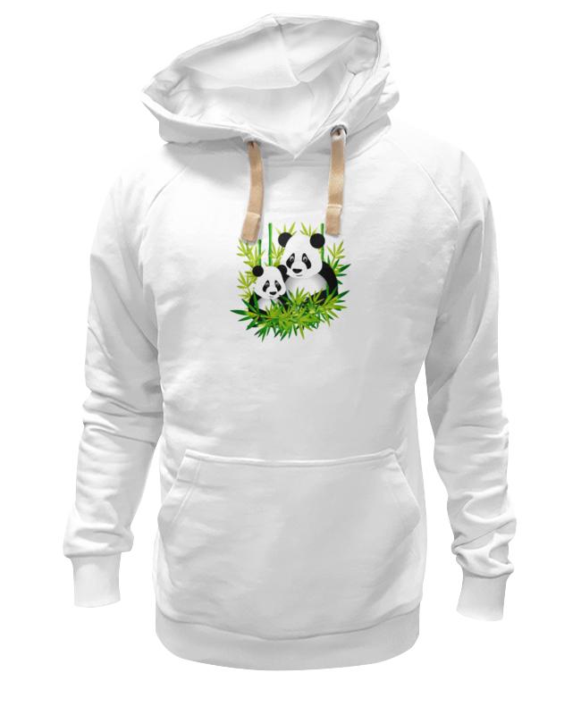 Толстовка Wearcraft Premium унисекс Printio Панды майка print bar панды