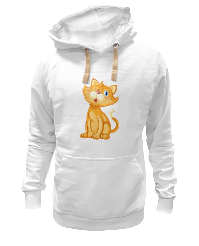 Фото - Толстовка Wearcraft Premium унисекс Printio Рыжий кот толстовка wearcraft premium унисекс printio рыжий кот