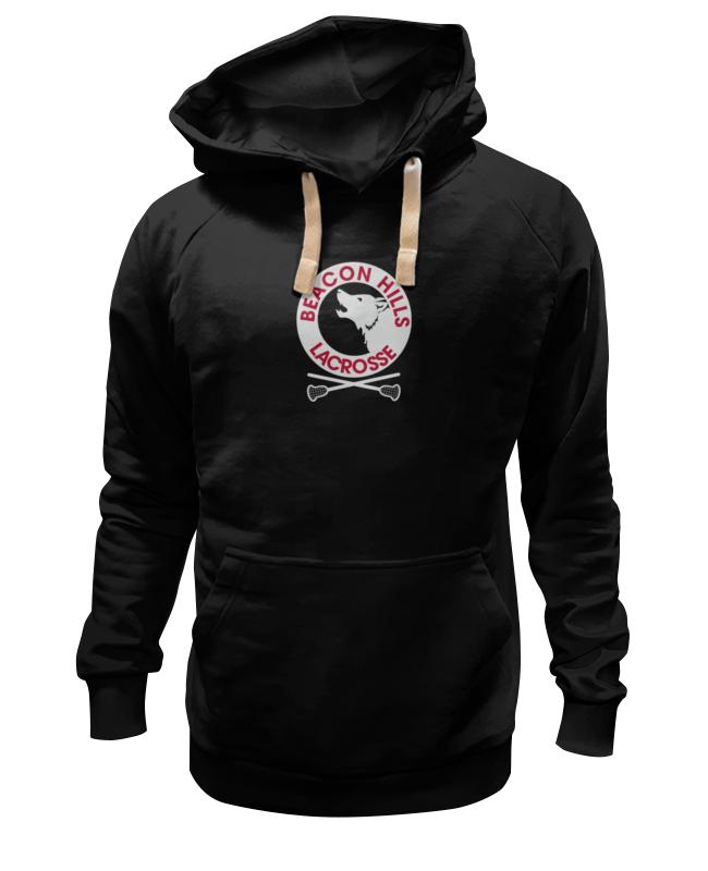 Толстовка Wearcraft Premium унисекс Printio Teen wolf - beacon hills футболка wearcraft premium printio wolf teen