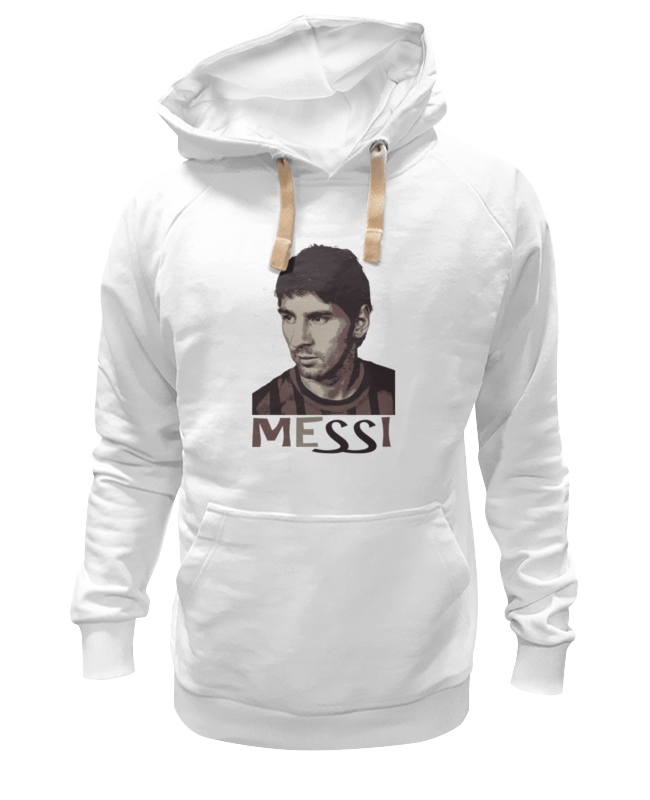 Толстовка Wearcraft Premium унисекс Printio Messi