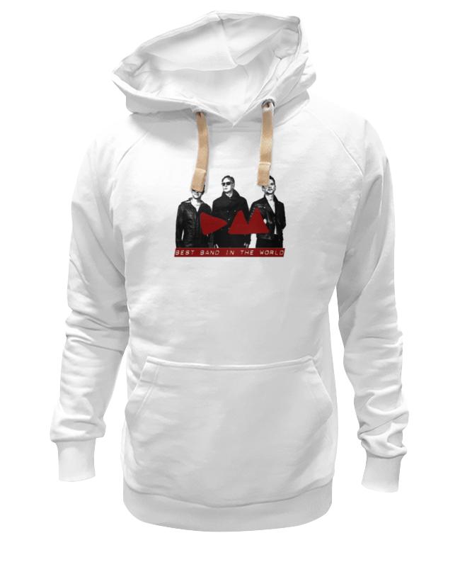 Толстовка Wearcraft Premium унисекс Printio Depeche mode band толстовка wearcraft premium унисекс printio kiss band