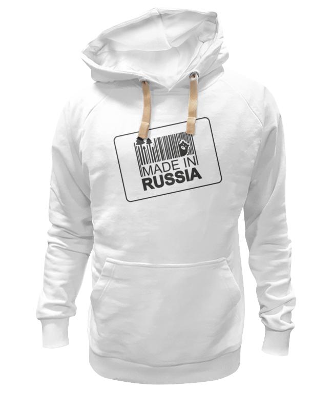 Толстовка Wearcraft Premium унисекс Printio Made in russia футболка классическая printio made in russia