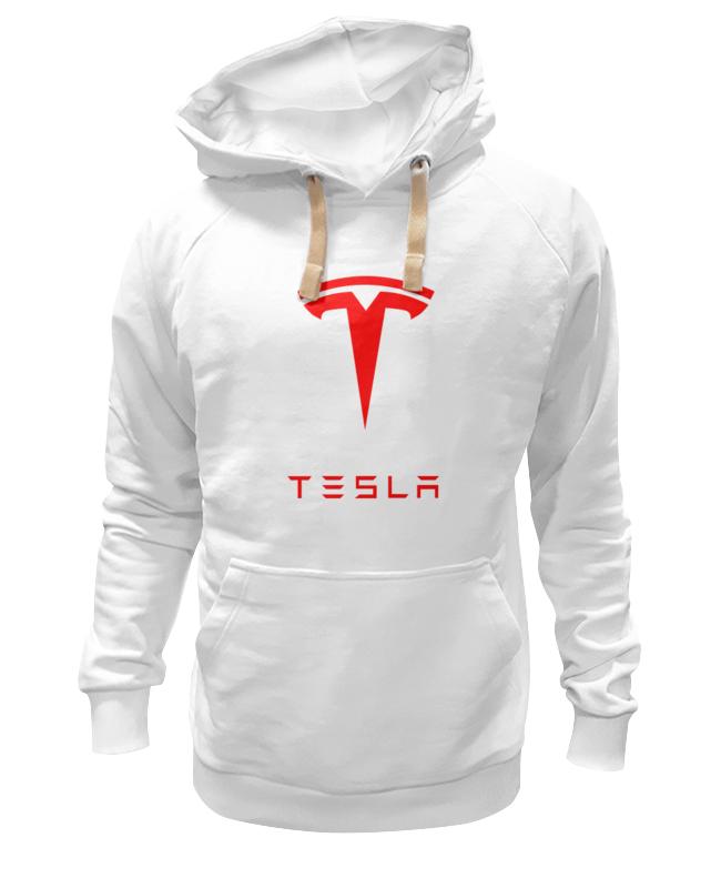 Толстовка Wearcraft Premium унисекс Printio Тесла моторс цена и фото