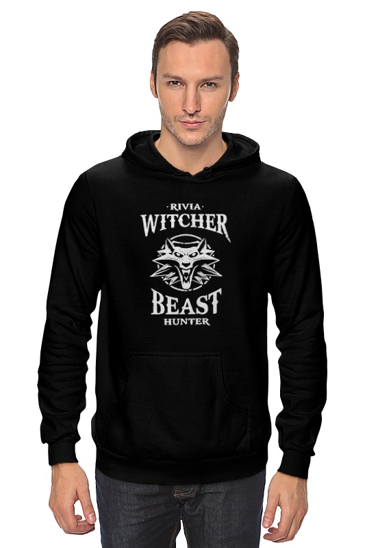 Толстовка Wearcraft Premium унисекс Printio Ведьмак (the witcher) толстовка wearcraft premium унисекс printio the cure wish