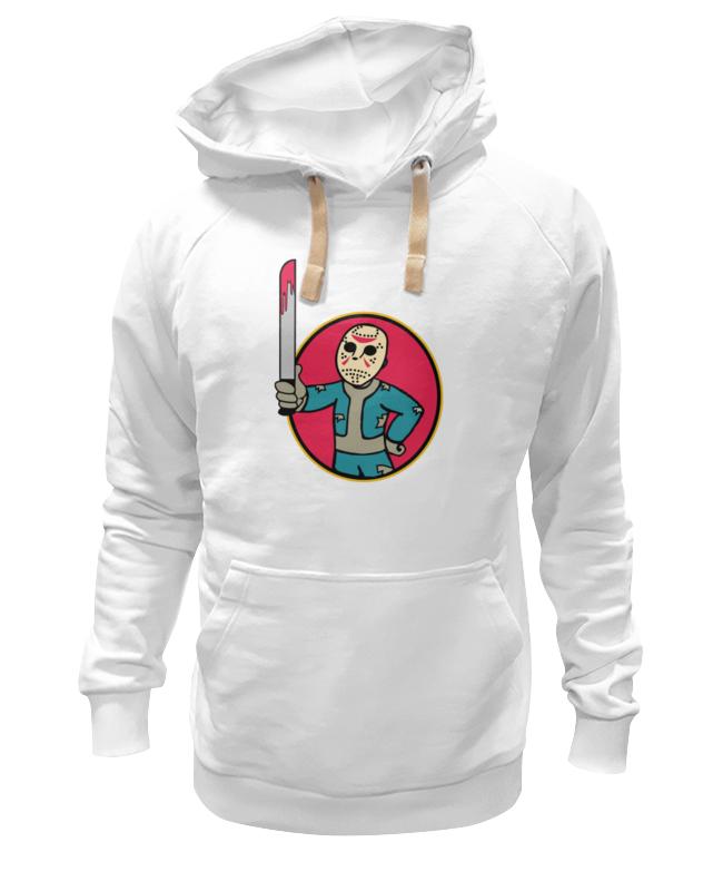 Толстовка Wearcraft Premium унисекс Printio Fallout x jason футболка классическая printio fallout x jason
