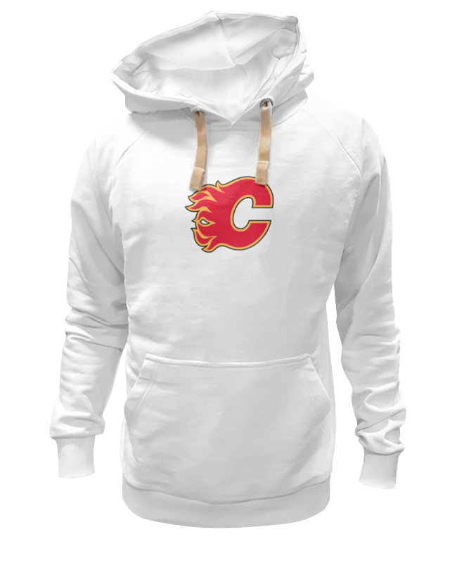 Толстовка Wearcraft Premium унисекс Printio Calgary flames / nhl canada футболка wearcraft premium printio calgary flames nhl canada