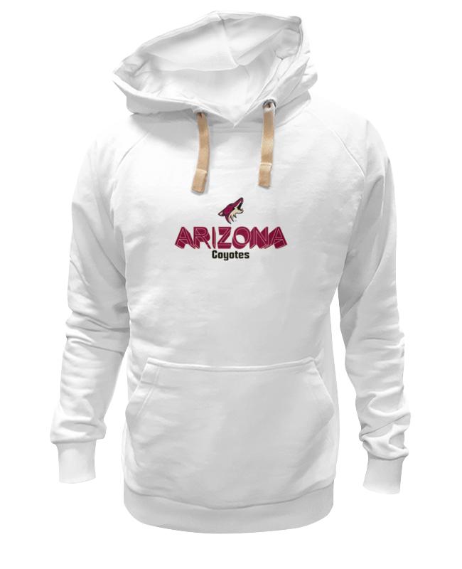 Толстовка Wearcraft Premium унисекс Printio Arizona coyotes толстовка quelle arizona 719516
