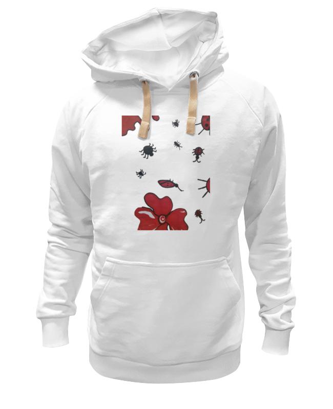 Толстовка Wearcraft Premium унисекс Printio Божьи коровки в бегах футболка wearcraft premium printio божьи коровки в бегах