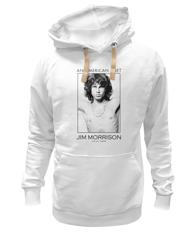 Толстовка Wearcraft Premium унисекс Printio Джим моррисон джеймс моррисон james morrison the awakening