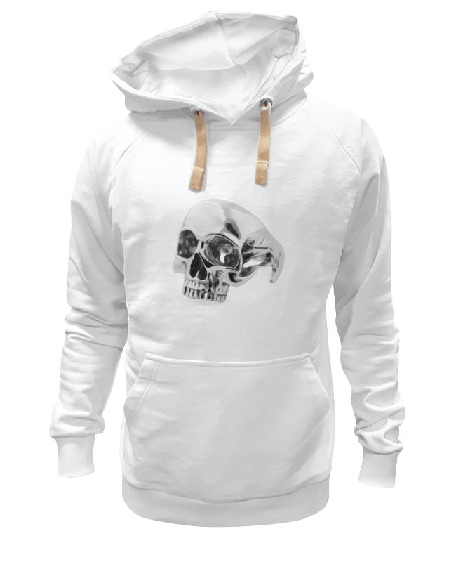 Толстовка Wearcraft Premium унисекс Printio Skull - 24 толстовка wearcraft premium унисекс printio willie skull gray