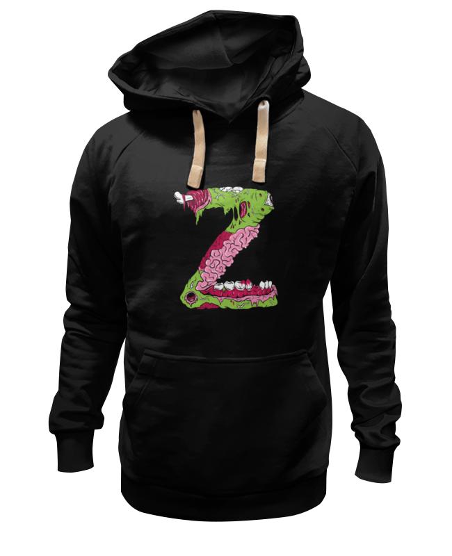 Printio Z zombie толстовка wearcraft premium унисекс printio z nation