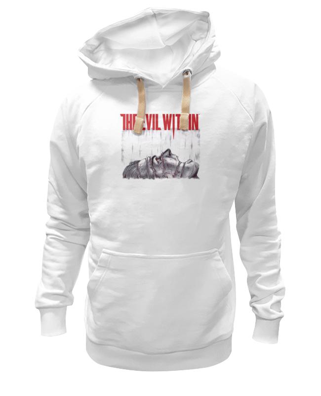 Толстовка Wearcraft Premium унисекс Printio The evil within