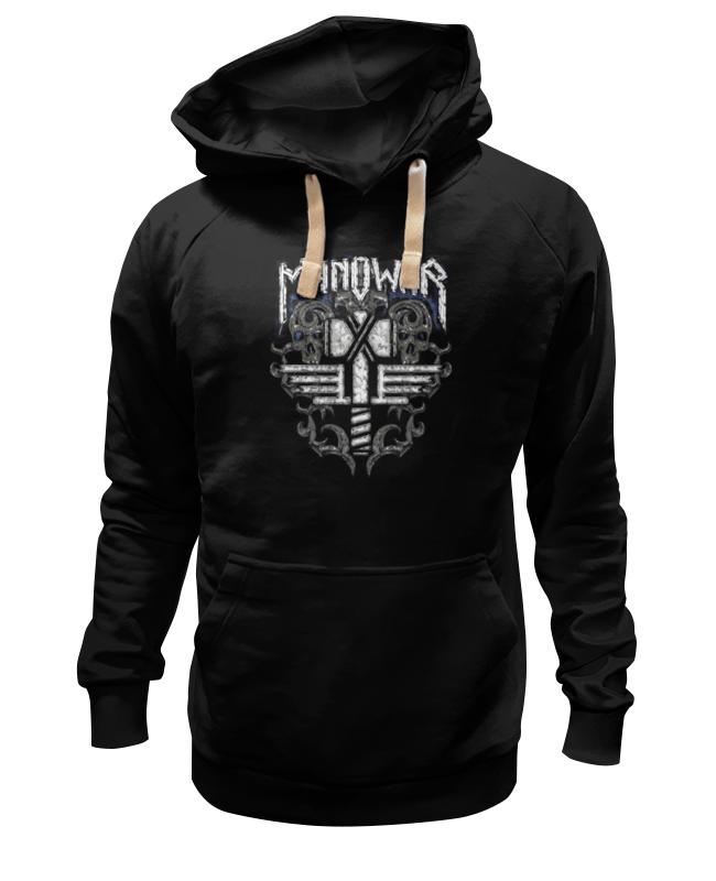 Толстовка Wearcraft Premium унисекс Printio Manowar band толстовка wearcraft premium унисекс printio kiss band