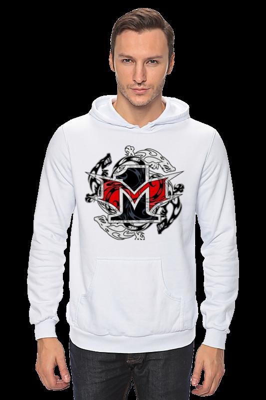 Толстовка Wearcraft Premium унисекс Printio M-1 mix fight