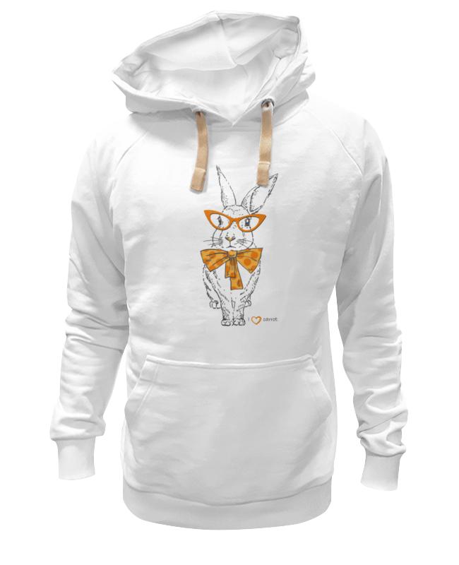 Толстовка Wearcraft Premium унисекс Printio Кролик