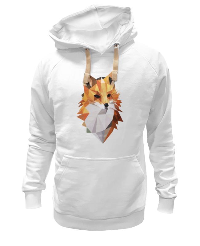 Толстовка Wearcraft Premium унисекс Printio Poly fox толстовка wearcraft premium унисекс printio fox hound