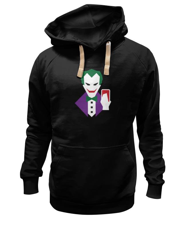 Толстовка Wearcraft Premium унисекс Printio Джокер (joker) толстовка wearcraft premium унисекс printio джокер joker