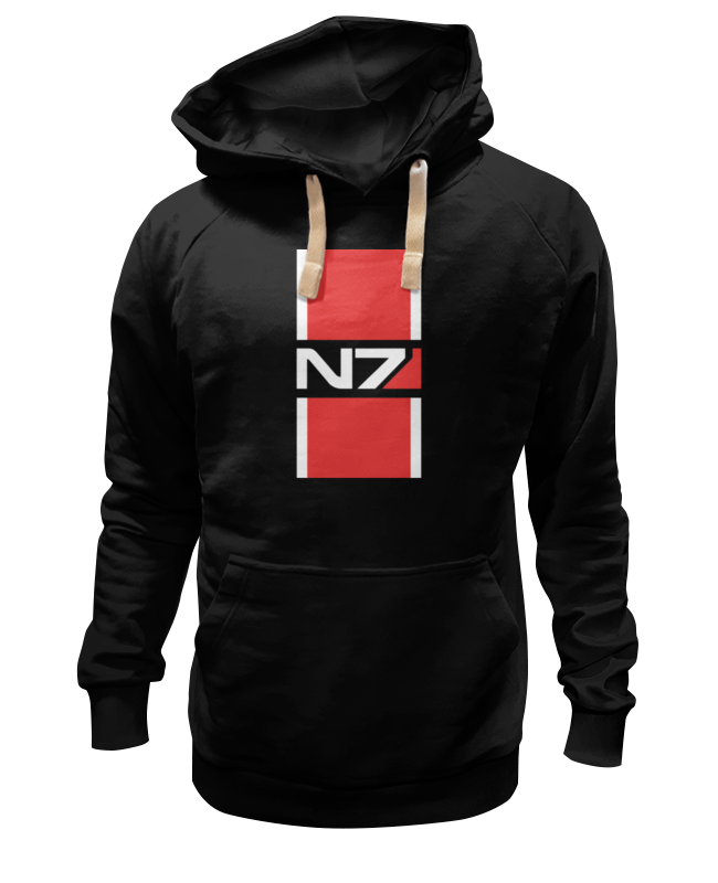 Толстовка Wearcraft Premium унисекс Printio N7 (mass effect) сумка printio mass effect n7