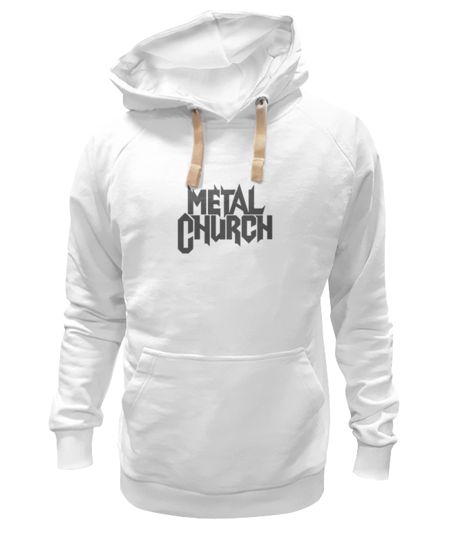 Толстовка Wearcraft Premium унисекс Printio Metal church