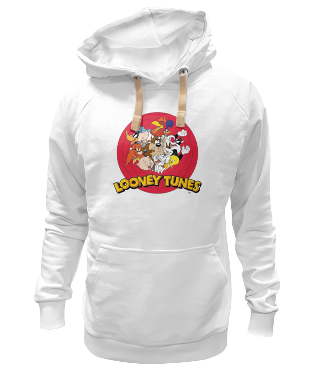 Толстовка Wearcraft Premium унисекс Printio Looney tunes club tunes 7