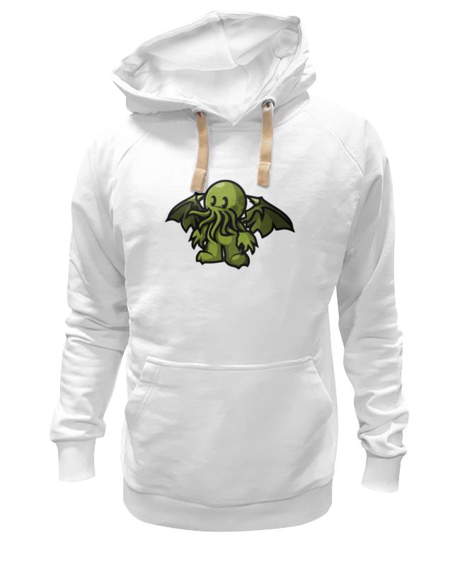 Толстовка Wearcraft Premium унисекс Printio Ктулху ( cthulhu ) футболка классическая printio cthulhu 2016