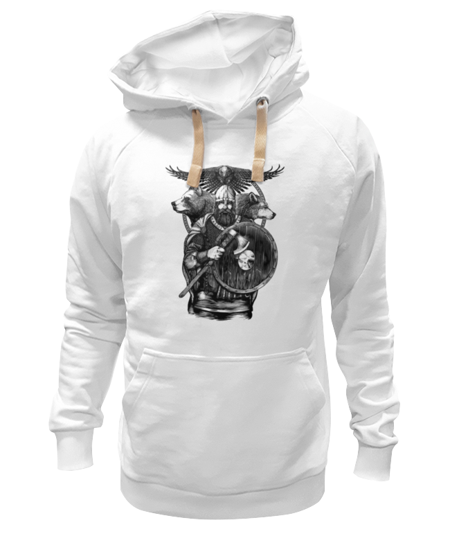 Толстовка Wearcraft Premium унисекс Printio Славяне футболка wearcraft premium printio славяне