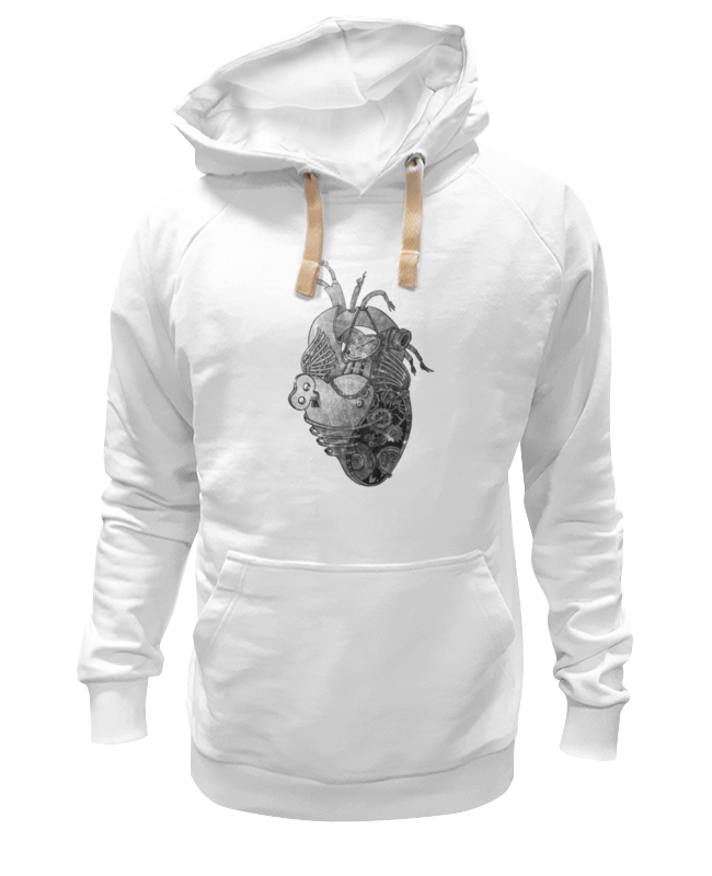 Толстовка Wearcraft Premium унисекс Printio Стимпанк сердце ws 279 статуэтка в стиле стимпанк водолаз 1212392