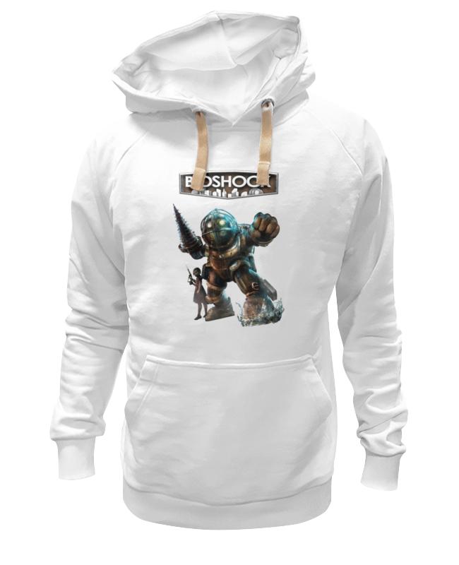 Толстовка Wearcraft Premium унисекс Printio Bioshock (logo) толстовка wearcraft premium унисекс printio bioshock infinite