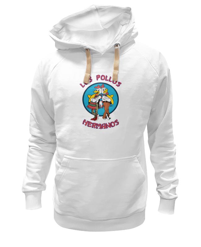 Толстовка Wearcraft Premium унисекс Printio Los pollos hermanos футболка wearcraft premium printio los angeles kings nhl usa
