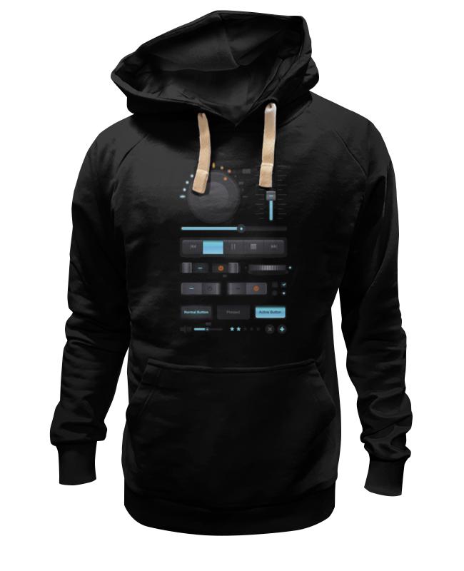 Толстовка Wearcraft Premium унисекс Printio Магнитофон,