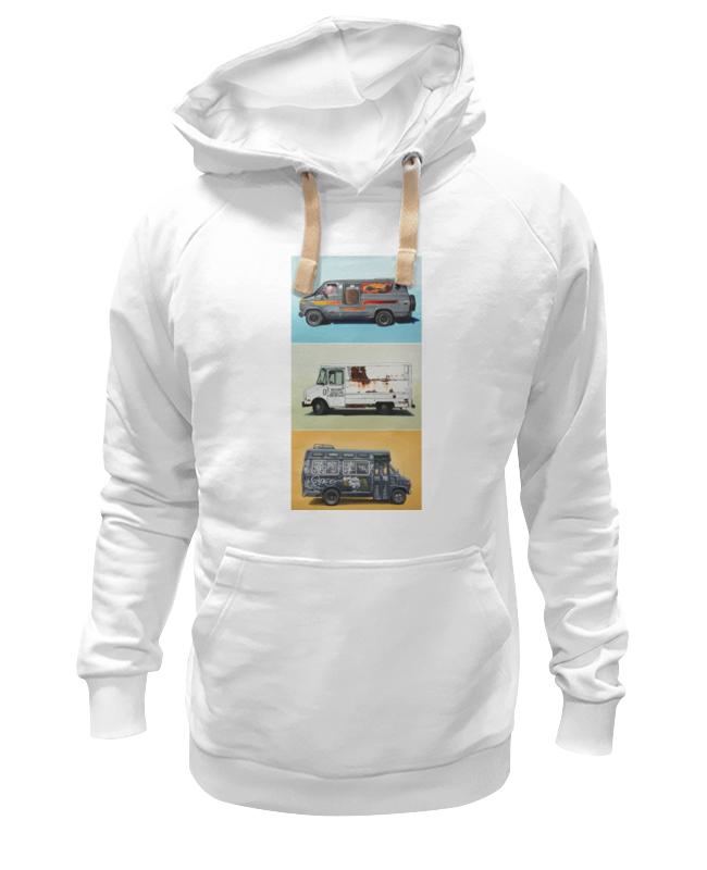 Фото - Толстовка Wearcraft Premium унисекс Printio Car авто