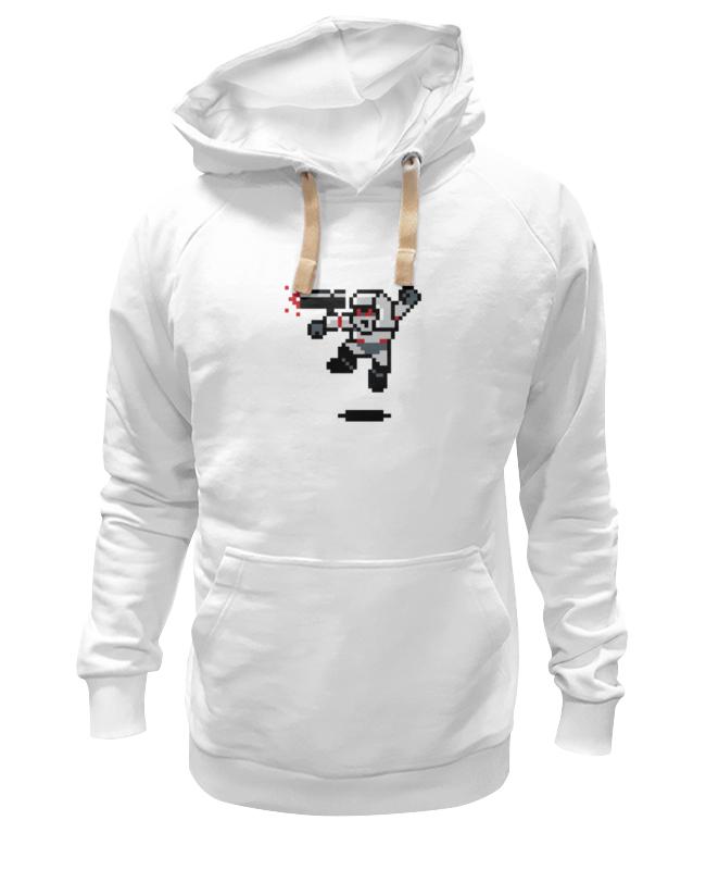 Толстовка Wearcraft Premium унисекс Printio Мегатрон (мегамен) футболка wearcraft premium slim fit printio мегатрон мегамен