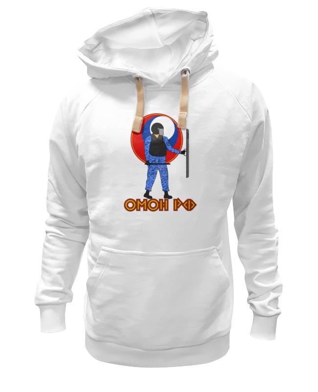 Толстовка Wearcraft Premium унисекс Printio Омон рф детская футболка классическая унисекс printio омон рф