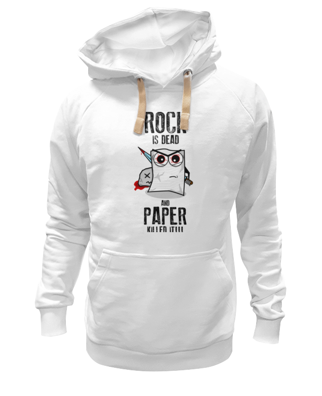 Толстовка Wearcraft Premium унисекс Printio Rock is dead толстовка wearcraft premium унисекс printio rock is dead