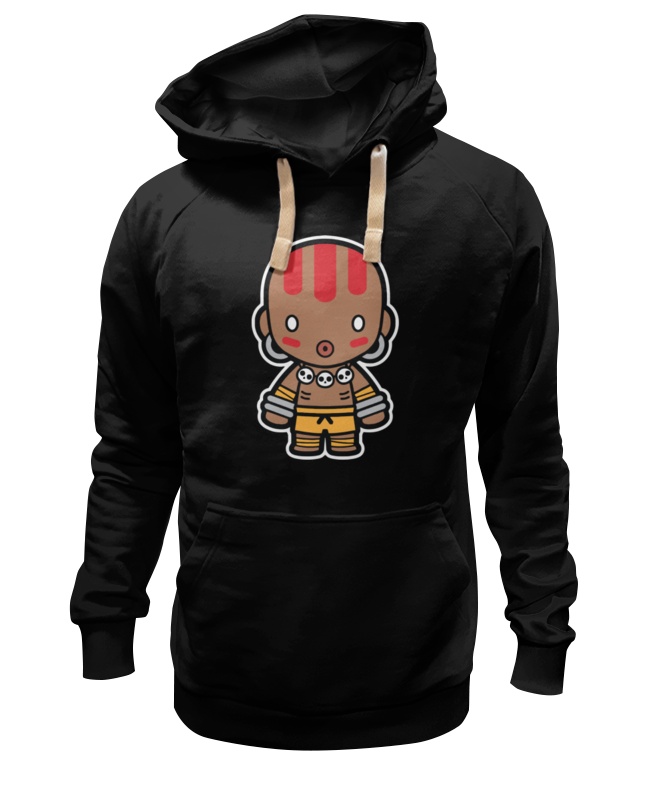 Толстовка Wearcraft Premium унисекс Printio Dhalsim (street fighter) толстовка wearcraft premium унисекс printio street fighter sagat hoodie