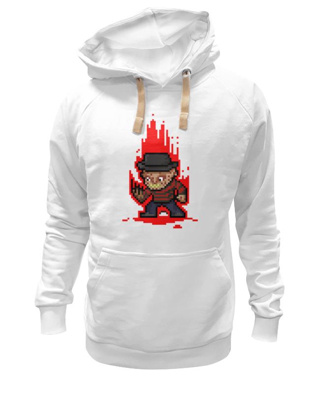 Толстовка Wearcraft Premium унисекс Printio Freddy krueger (8-bit) футболка wearcraft premium printio freddy krueger 8 bit