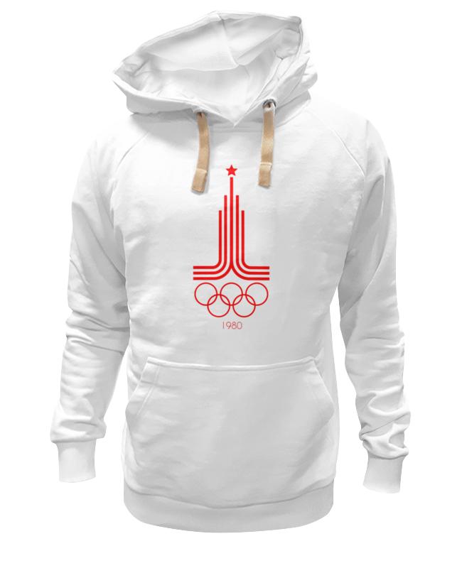 цена на Толстовка Wearcraft Premium унисекс Printio Олимпиада 80