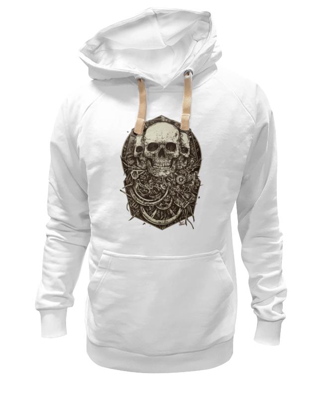 Printio Skulls толстовка genanx w051 2015