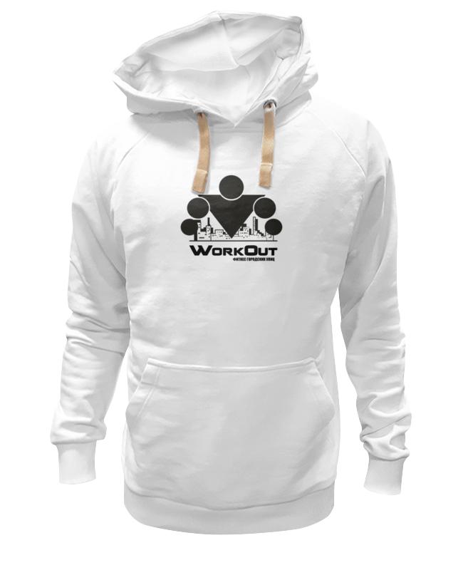 Толстовка Wearcraft Premium унисекс Printio Street workout цена