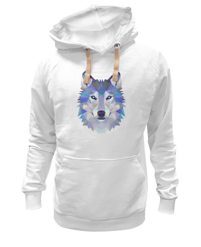 Толстовка Wearcraft Premium унисекс Printio Wolf (волк) толстовка wearcraft premium унисекс printio lone wolf